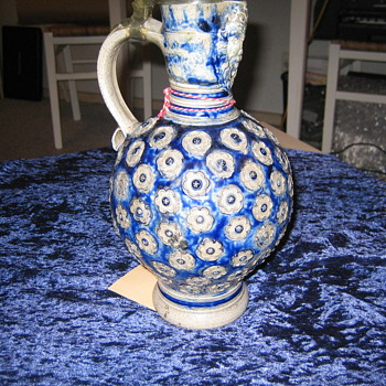 Chinese 18th century water jug  - Asian