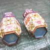 My pair of cloisonne vases