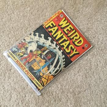 WEIRD FANTASY  COMIC BOOK  - Comic Books