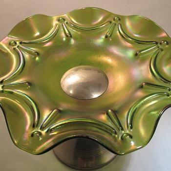 kralik pallme k loetz or ? art nouveau glass - Art Glass