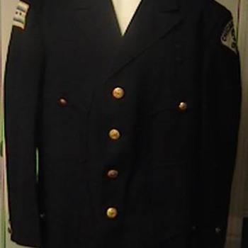 Chicago Police Patrolman's Summer Jacket - Mens Clothing