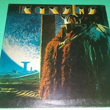 Kansas...On 33 1/3 RPM Vinyl  - Records