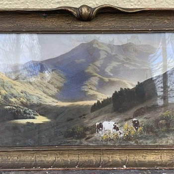 Tinted Photos of Mount Tamalpais in Marin Cty, California - Photographs