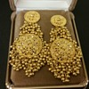 Mid East Indian 22kt Earrings