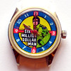 1974 Six Million Dollar Man Mechanical Watch