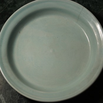 Mystery Plate - What can we know?