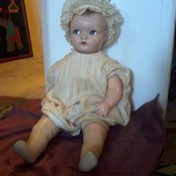 Ideal Doll, Blue Eyes, My Aunt Bobby's Dolly - Dolls