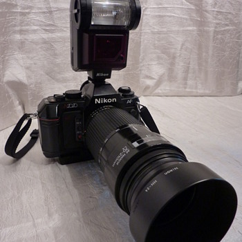 Nikon N2020  - Cameras