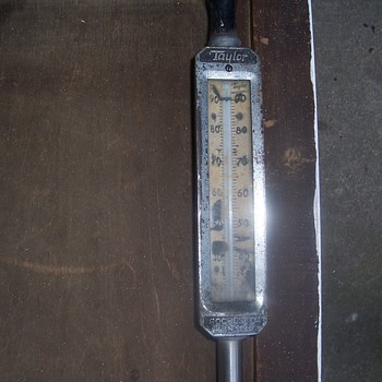 Vintage Taylor creamery thermometer - Tools and Hardware