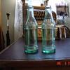 Embossed Soda Bottles...Pat'd. Nov.23, 1923...CocaCola
