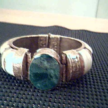 Old Bangle - Costume Jewelry