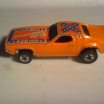 ::RARE::  HOT WHEELS Dixie Challenge (1970) - Model Cars