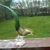 Murano Art Glass Bird