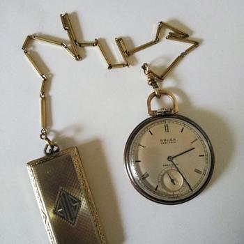 Vintage Friend verithin pocket watcg - Pocket Watches