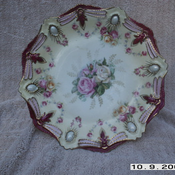 R. S. Prussia Bowls - Mold Examples (Part 2) - China and Dinnerware