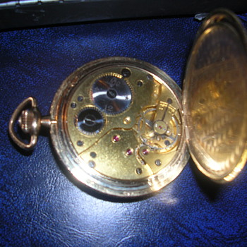 Is this worth keeping or is it too new - Pocket Watches