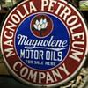 Magnolia petroleum sign