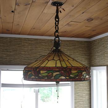 Tiffany Style Shade - Lamps