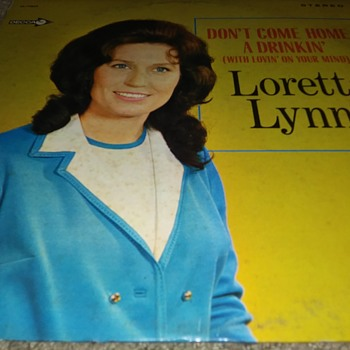 LORETTA LYNN - Records