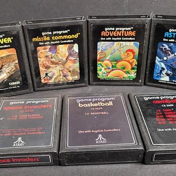 Atari 2600 Games - Games