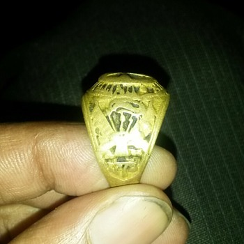 1773 US ARMY RING
