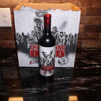 Dead Red Wine EVIL DEAD Cabernet - Bottles