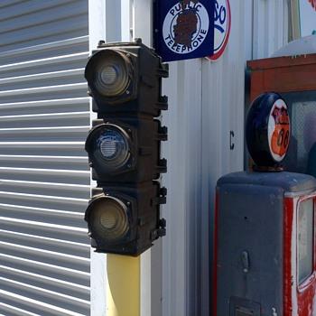 Signals installed