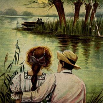 Postcard - Nuangola, PA 1909 - Postcards