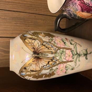 Old pottery - Art Nouveau