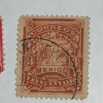 Very Old Stamps - Stamps