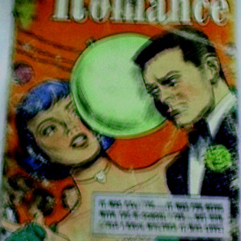 Old Romance comics - Comic Books