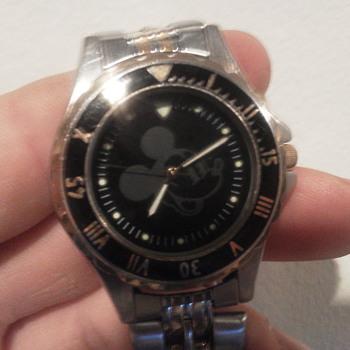 Unidentified Mickey watch - Wristwatches