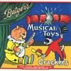 British Paper crate labels for Batgers Crackers 2