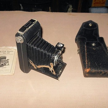 Kodak Junior Six-20 Folding Camera