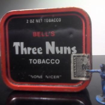 Bells Three Nuns Tobacco - Tobacciana