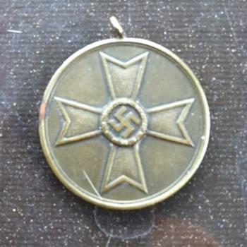 Nazi War Medal