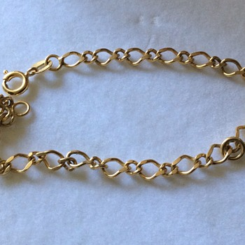 Old gold chain - Fine Jewelry