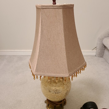 Looking for help with identification  - Lamps