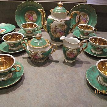 Vintage Tea set. - China and Dinnerware