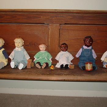 More Effanbee Baby Grumpies! - Dolls