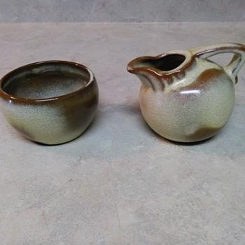 FRANKOMA SET - Pottery