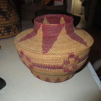 Mom's Baskets 8 - Native American