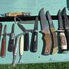 old knifes