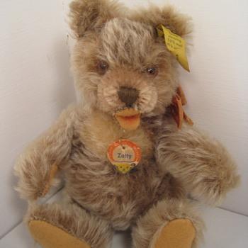 A Tiny Handful Of Steiff Teddy Bear Love