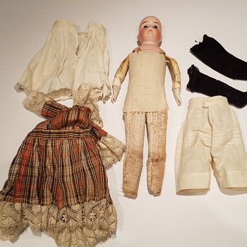 Need Information on German Doll - Dolls