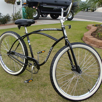 Kevin's Unrestored 1989 Schwinn Cruiser Survivor! - Sporting Goods