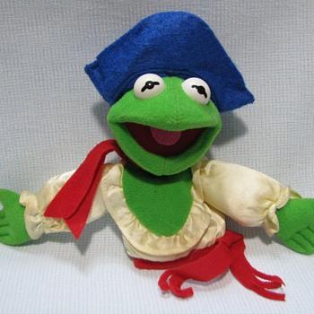 Kermit The Frog Hops Again