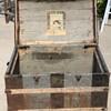 M.M. Secor Northwestern Trunk & Traveling Bag Manufactory trunk