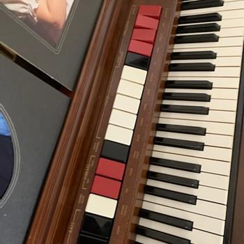 Wurlitzer Model 4000 (circa 1959) - Seeking Info - Musical Instruments