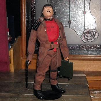 GI Joe Adeventure Team Undercover Agent Set 2002 Reissue - Toys